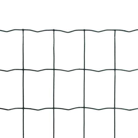 Euroaita teräs 10 x 1,2 m vihreä