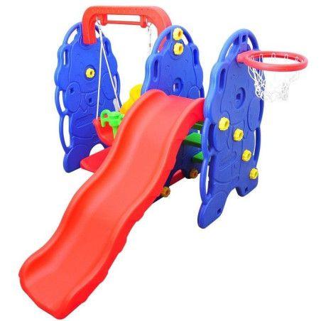 Lasten leikkiteline