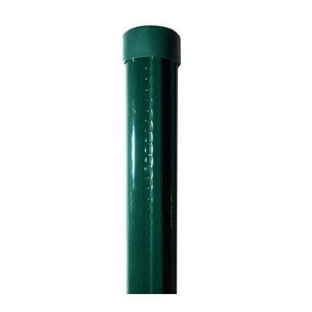 Profiloitu Vihreä Verkkoaidan tolppa, 4 eri korkeutta