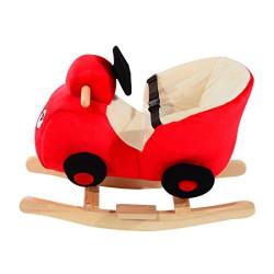 Vauvojen keinutuoli (Punainen)