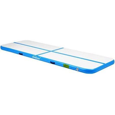 Air Track 400 x 100 x 10cm, sininen