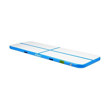 Air Track 500 x 100 x 10cm, sininen