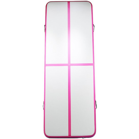 AirTrack Ilmavolttipatja 3 x 1m, Pinkki