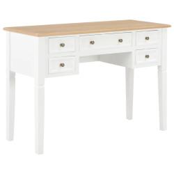 Kirjoituspöytä valkoinen...