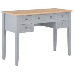 Kirjoituspöytä harmaa...