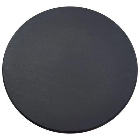 Baaripöytä musta 60x107,5 cm MDF