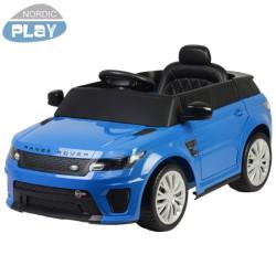 Sähköauto Range Rover...