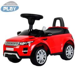 Potkuauto Land Rover...