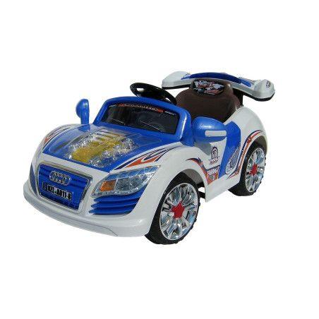 Lasten sähköauto  Sportwagen Cabrio