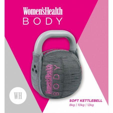 Women's Health Pehmeä Kahvakuula 8-12kg