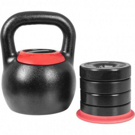 Säädettävä kahvakuula 8-16 kg