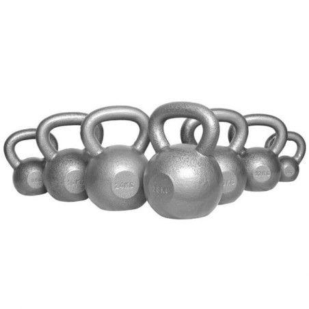 Valurautainen kahvakuula 2-32 kg