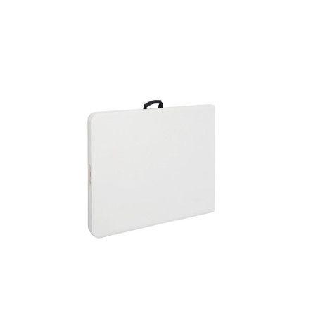 Taittopöytä 152x76x74cm, valkoinen
