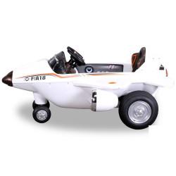Lasten sähköauto /Lentokone
