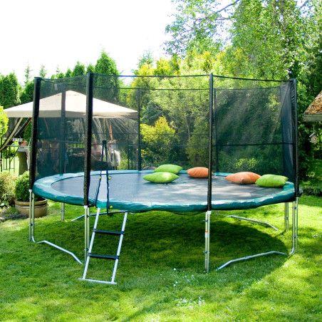 Turvaverkko 426cm trampoliinille