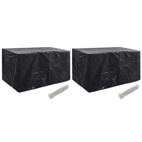 Puutarhakalusteiden suojapeite, 180x70x90 cm