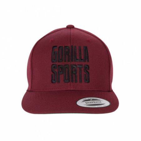 Gorilla Sports Snapback Punainen
