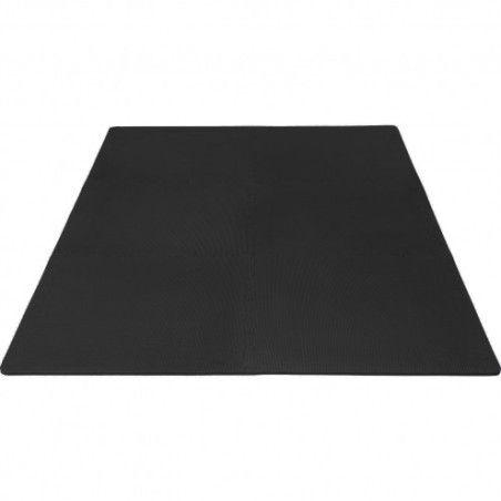 Suojamatto (6+12 palaa) musta