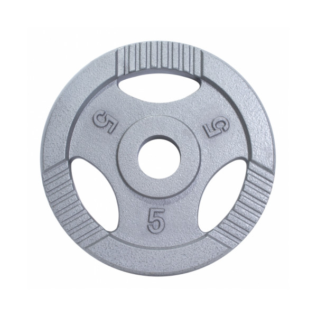 Tri Grip levypaino 5 kg, 50 mm