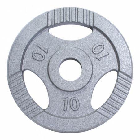 Tri Grip levypaino 10 kg, 50 mm