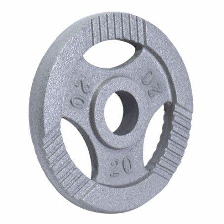 Tri Grip levypaino 20 kg, 50 mm