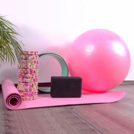 Jooga & Pilates välinepaketti (5 tuotetta)