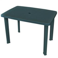 Puutarhapöytä vihreä...