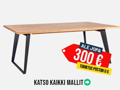 Ruokapöydät ja tuolit