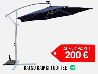 Aurinkovarjot